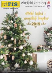 FIS VITEZ Akcijski katalog do 07.01.2019 god.