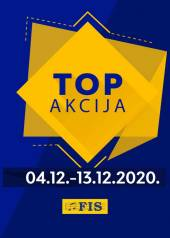 FIS TOP AKCIJA do 13.12.2020. godine