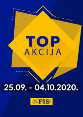 FIS TOP AKCIJA do 04.10.2020. godine