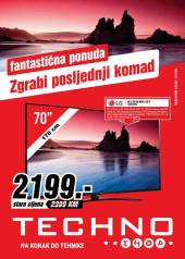 TECHNO SHOP Katalog - Akcija do 05.03.2020. godine
