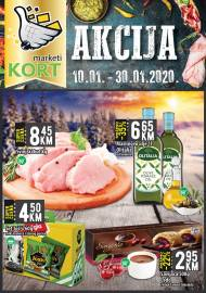 KORT Marketi - KATALOG - Akcija do 30.01.2020.god.