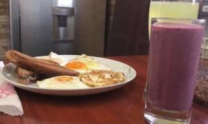 Recept s jajima i rajčicom za savršen doručak!