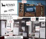 Katalog namještaja  AFANO d.o.o. AKCIJA do 31.12.2017.god.
