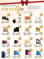 Katalozi - Cosmetics market / CM katalog - ZIMSKA MIRISNA ČAROLIJA do 15.01.2018