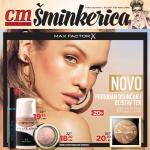 Katalozi - Cosmetics market / CM katalog - ŠMINKERICA do 31.08.2017