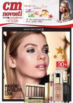 Katalozi - Cosmetics market / CM katalog do 19.12.2017