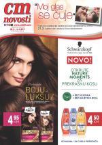 Katalozi - Cosmetics market / CM katalog do 04.04.2017
