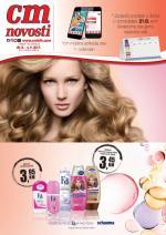 Katalozi - Cosmetics market / CM katalog do 04.09.2017