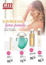 Katalozi - Cosmetics market / CM SAVRŠENA LJETNA PONUDA Akcija do 05.09.2017. godine