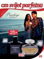 Katalozi - Cosmetics market / CM PARFEMI do 04.09.2017