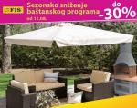 FIS VITEZ - SEZONSKO SNIŽENJE BAŠTENSKOG PROGRAMA do -30%