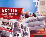 Ambyenta AKCIJA NAMJEŠTAJA do 31.08.2017