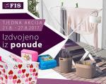 FIS VITEZ - TJEDNA AKCIJA - do 27.08.2017. godine