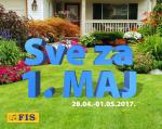 "FIS VITEZ AKCIJA ""SVE ZA 1.MAJ"" do 01.05.2017 god."