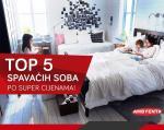 Ambyenta TOP 5 SPAVAĆIH SOBA PO SUPER CIJENAMA!