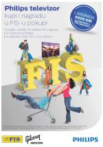 Philips televizor - kupi i nagradu u FIS-u pokupi!!!