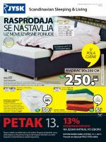 Jysk ponuda - Katalog - Super akcija do 25.01.2017.