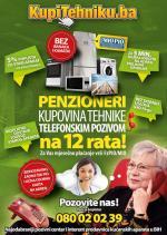 Kupi tehniku -  SUPER AKCIJA - Sniženja do 31.05.2017. godine
