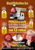 Kupi tehniku -  AKCIJA - Sniženja do 28.02.2017. godine