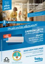 BEKO - OMEGA KATALOG FEDERACIJA BiH AUGUST 2017