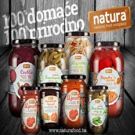 """Prirodnim i domaćim proizvodima """"Natura"""" zdravo kroz zimu"""
