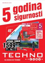 TECHNO SHOP Katalog - Akcija do 09.07.2017. godine