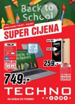 TECHNO SHOP Katalog - Akcija do 10.09.2017. godine