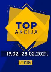 FIS TOP AKCIJA do 28.02.2021. godine