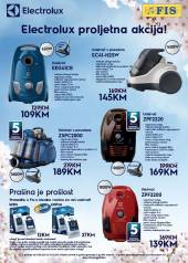 Electrolux i Fis  TOP AKCIJA do 31.05.2021
