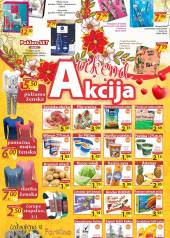 FORTUNA MARKET VIKEND AKCIJA - Super akcija do 07.03.2021.
