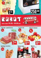 Robot General Trading Co doo - CJENOMOBIL - AKCIJA SUPER SNIŽENJE do 03.03.2021. Godine